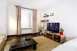 Short Term Bucharest Rental – Studio Apartment For Rent 4