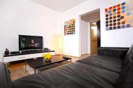 2 rooms Bucharest Apartment for Rent Downtown 2