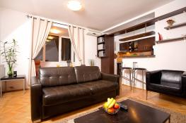 2 rooms Bucharest Apartment for Rent Downtown 6