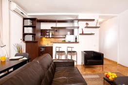 2 rooms Bucharest Apartment for Rent Downtown 8