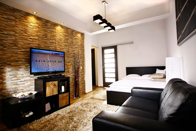 Studio Apartment Accommodation Bucharest, Short Term Rental