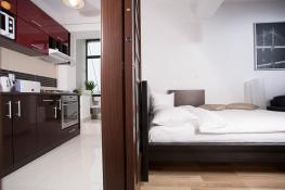 Studio Apartment Accommodation Bucharest, Short Term Rental 10