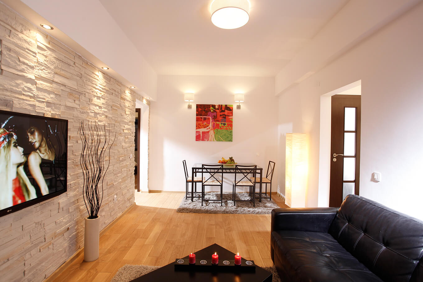 Bucharest 3 Rooms Apartments To Rent Short Term
