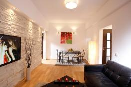 3 Room Apartment Short Term Rental Bucharest 1