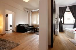3 Room Apartment Short Term Rental Bucharest 3